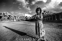 Young Girl of Hampi