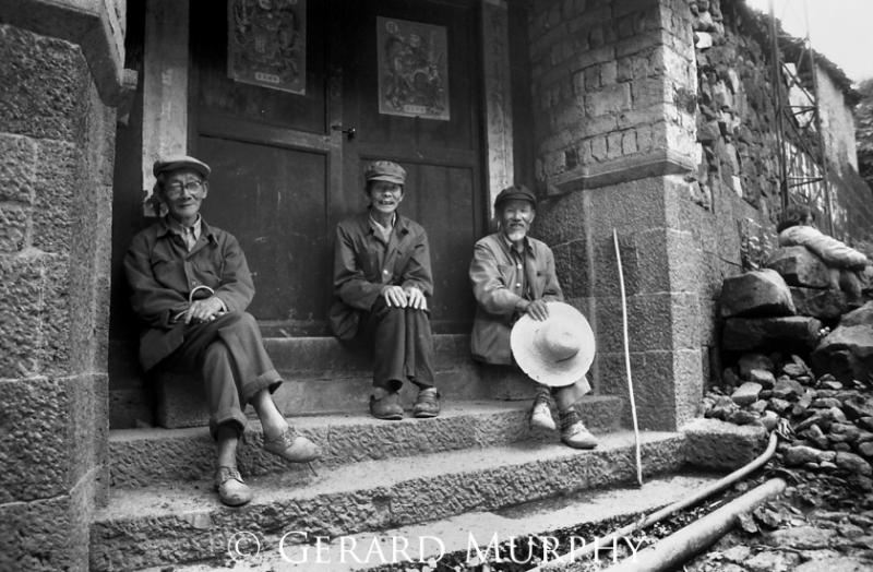 Three Wise Men, Tenchong, Yunan
