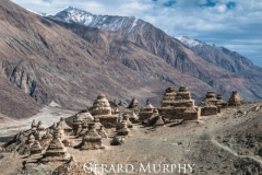 Chortens, Nubra Valley