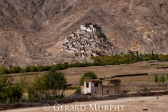 Dwelling and Chemry Monastry
