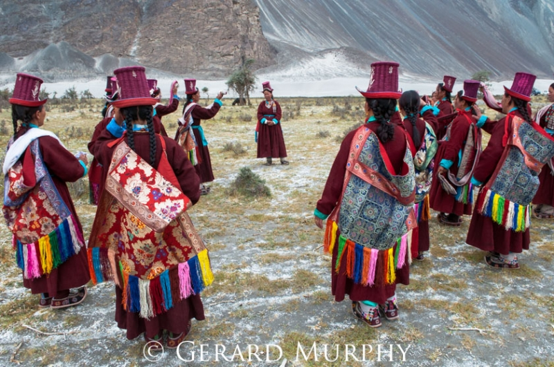 Dance of Nubra Valley, Ladakh