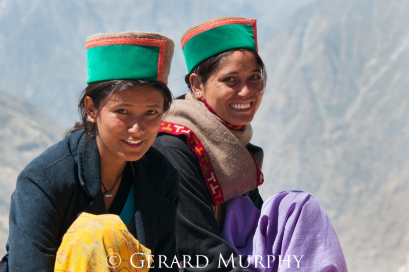Girls of Kinnaur