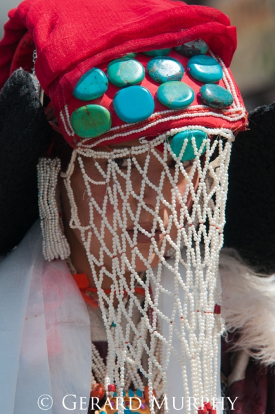 Veiled Bride, Ladakh