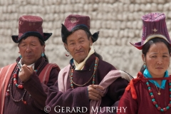 Hats of Ladakh