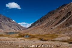 Below Chang La, Ladakh