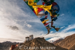 Prayer Flags, Maitreya Monastery