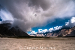 Storm Cloud, Nubra Valley