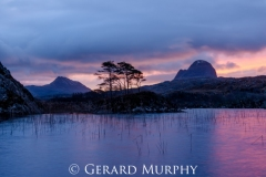 Suilven-and-Canisp-Dawn