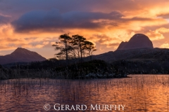 Suilven-and-Canisp-Sunrise