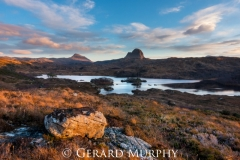 Suilven-and-Canisp-Sunset