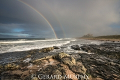 Bamburgh-Rainbows