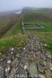 Hadrians Wall, Castle Nick