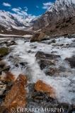 Mountain Stream, Suru Valley, Jammu and Kashmir