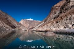 Shyok River Reflections, Ladakh