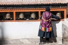 Prayer Wheels, Leh