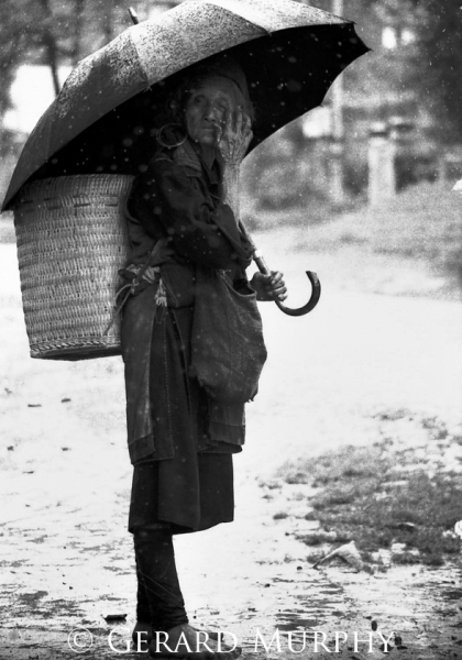 Standing in the Rain, Lao Cai