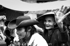 Cowboy and Cowgirl, Central Highlands
