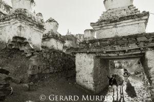 Chorten Gateway, Lamayuru