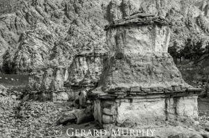 Chortens, Yangthang