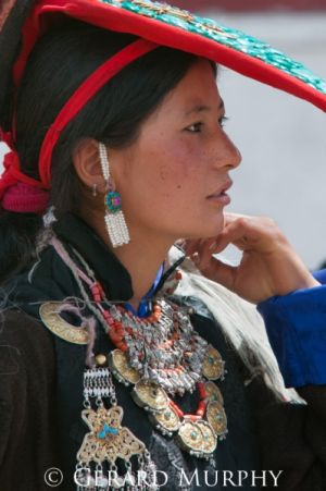 Girl of Ladakh