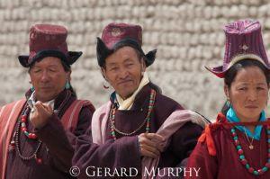 Hats of Ladakh