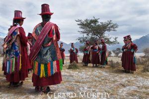 Women of Nubra Valley, Ladakh