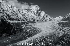 Darung Drung Glacier, Zanskar