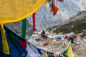 Prayer Flag Rituals, Kinnaur