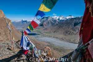 Prayer Flags, Spiti Valley