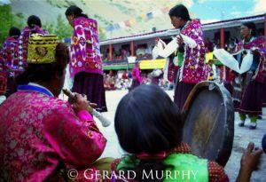 Dance of Spiti, Ki Monastery