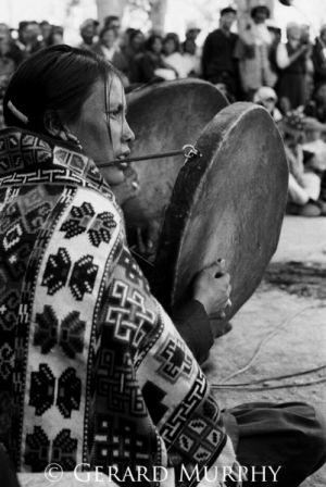 Drummer 'Girl', Ki Monastery