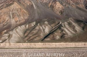 Scree and River Bed, Zanskar