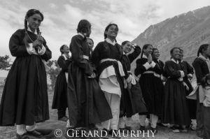 Laughing, Ladakh