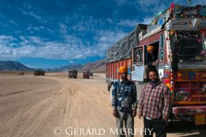 Resting, Ladakh