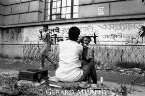 Street Cleaning, Kolkata