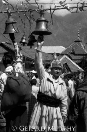 Bells at Kedernath, Uttaranchal