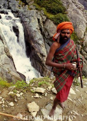 Sadhu Pilgrim, Mt Kailash