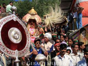 Shring Rishi Procession, Jalori