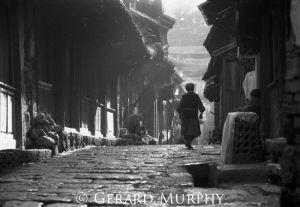 Cobbled Street, Lijang, Yunan