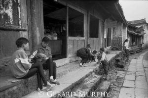 Street Life, Tenchong, Yunan
