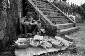 Street Trader, Tenchong, Yunan