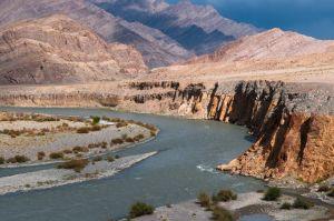 Indus River, Jammu and Kashmir