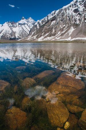 Suru River Pebbles, Jammu and Kashmir