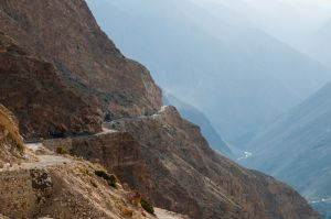 Sutlej Highway, Kinnaur