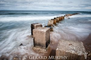 Beach Defence, Lossiemouth