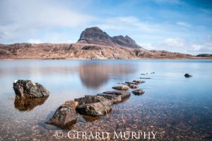 Suilven Stepping Stones, Assynt