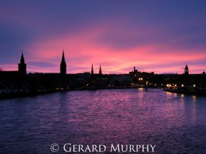 Sunrise, River Ness