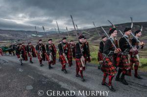 Shron Grearraich, Wallace Highlanders