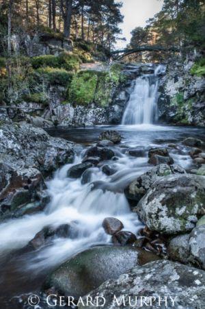 Falls of Garbh Allt