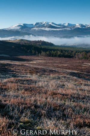 Lochnagar above Crathie